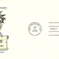 First Day Cover - United States - 1965 - Fluegel Covers