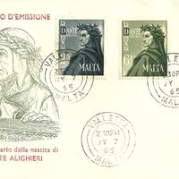 First Day Cover - Malta - 1965 - Unknown Designer