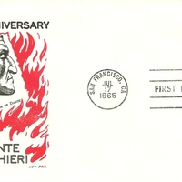 First Day Cover - United States - 1965 - Cachet Craft