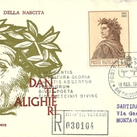 First Day Cover - Vatican City - 1965 - Venetia