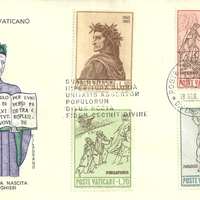 First Day Cover - Vatican City - 1965 - Filagrano