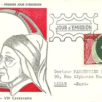 First Day Cover - Monaco - 1966 - P.A.C.