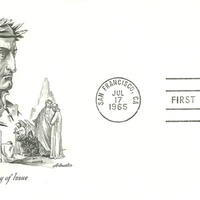 First Day Cover - United States - 1965 - Artmaster