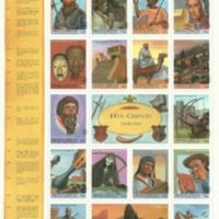 Miniature Sheet - Grenada Grenadines - 2000
