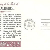 First Day Cover - United States - 1965 - Von Ohlen