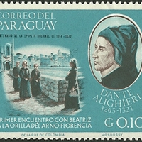Postage Stamp - Paraguay - 1966