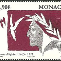Postage Stamp - Monaco - 2015