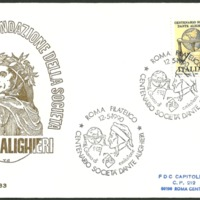 First Day Cover - Italy - 1990 - Capitolium
