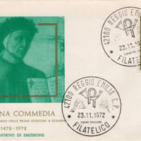 First Day Cover - Italy - 1972 - Re.Ru.