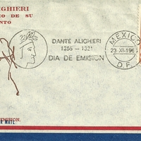 First Day Cover - Mexico - 1965 - Unknown Designer