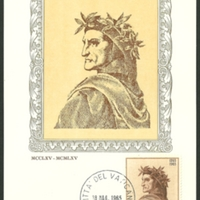 Maximum Card - Vatican City - 1965 - KimCover