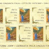 Miniature Sheet - Italy - 2009