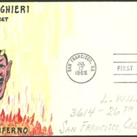 First Day Cover - United States - 1965 - Maul