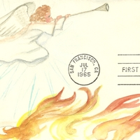 First Day Cover - United States - 1965 - Powell