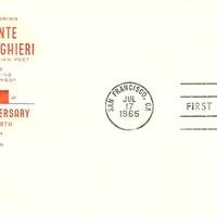First Day Cover - United States - 1965 - House of Farnam