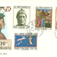 First Day Cover - Italy - 1965 - Roma