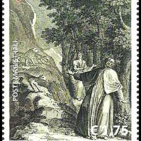 Postage Stamp - Sovereign Military Order of Malta - 2014