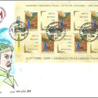 First Day Cover - Italy - 2009 - Masiello da Ercole