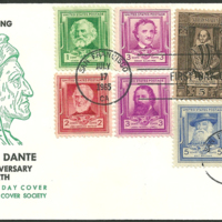 First Day Cover - United States - 1965 - Universal Philatelic Cover Society