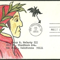 First Day Cover - United States - 1965 - Hayden