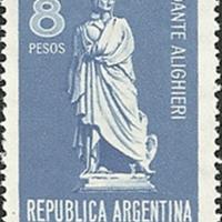 Postage Stamp - Argentina - 1965