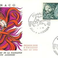 First Day Cover - Monaco - 1966 - Fédération des organisations sociales des Postes telégrammes et télécommunications des Alpes-Maritimes